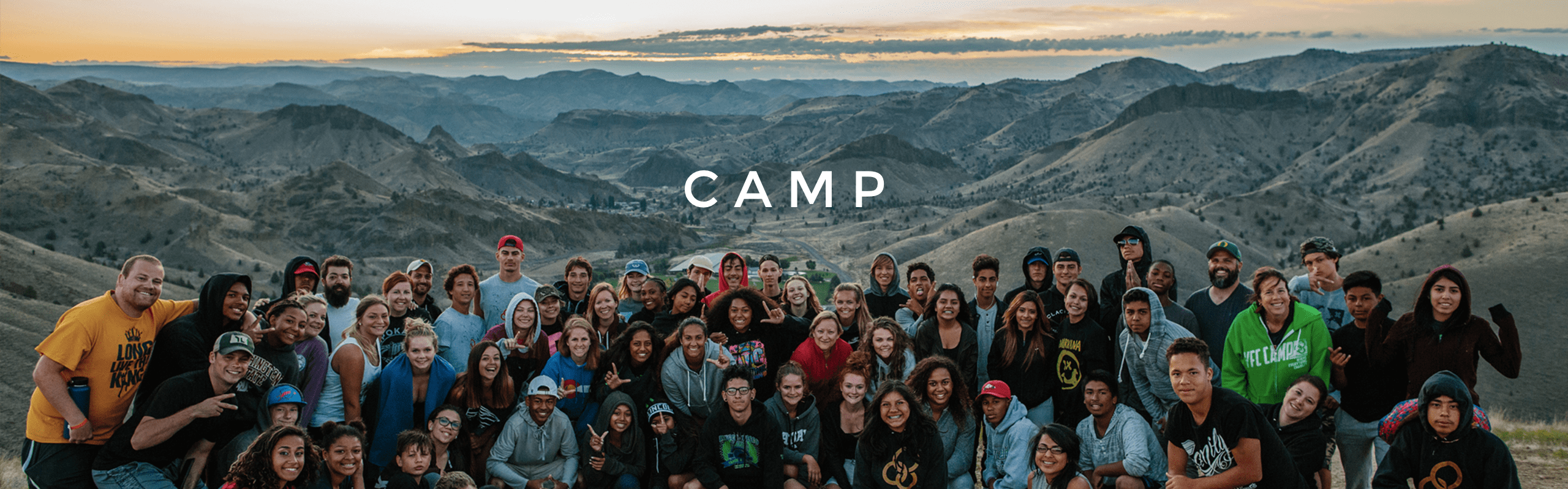 Send at-risk youth to inspiring camp
